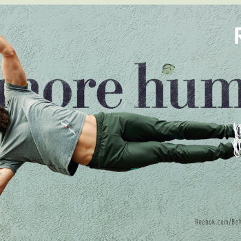 Reebok Invites The World To Be More Human