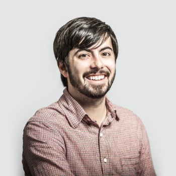 Aiden Bordner - Director of Experience Design