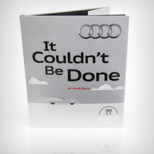 Audi - It Couldn't Be Done