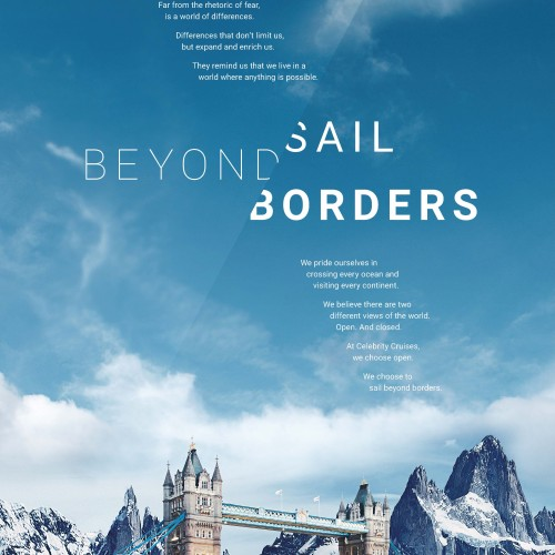 Celebrity Cruises - Sail Beyond Borders