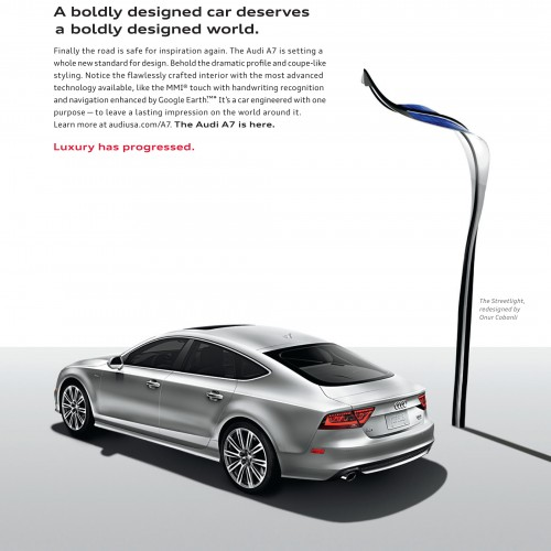 Audi - Catching Up Magazine