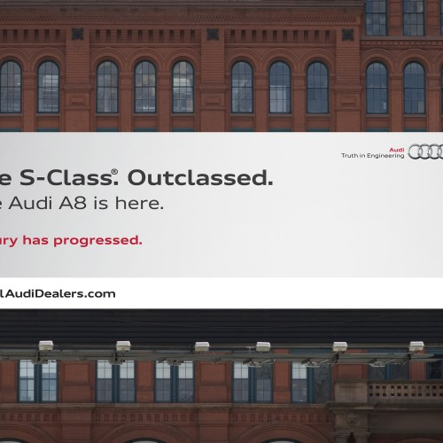 Audi - Outclassed