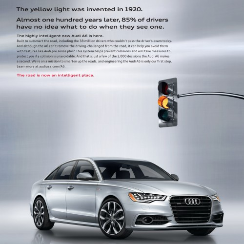 Audi - Traffic Light