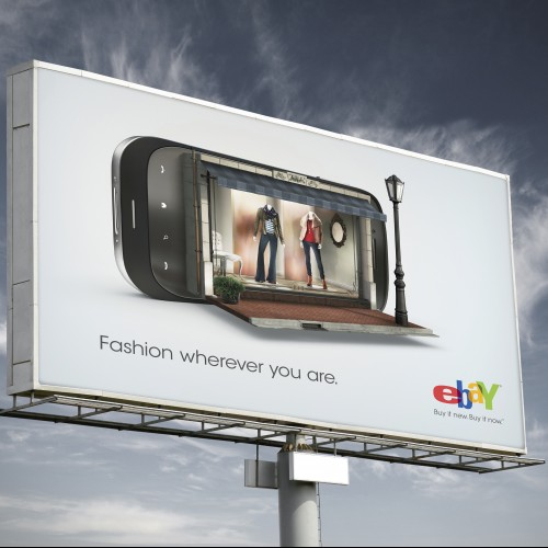 eBay - Wherever you are OOH