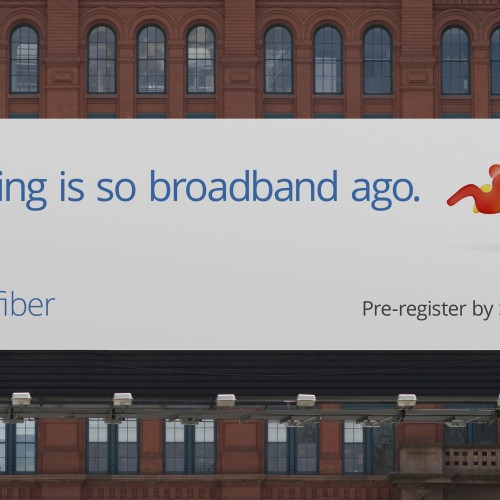 Google Fiber - Kansas City OOH