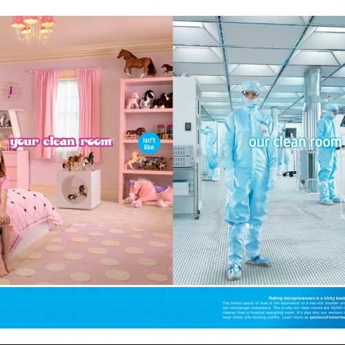 Intel - Your Clean Room