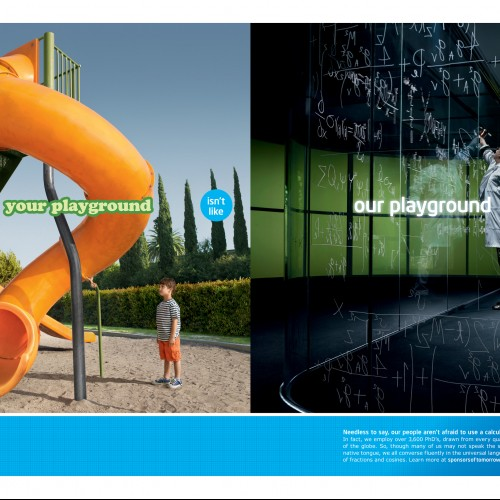Intel - Your Playground