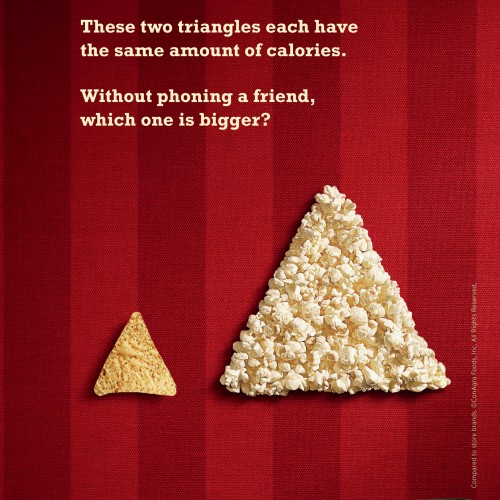 Orville Redenbacher's - Triangle