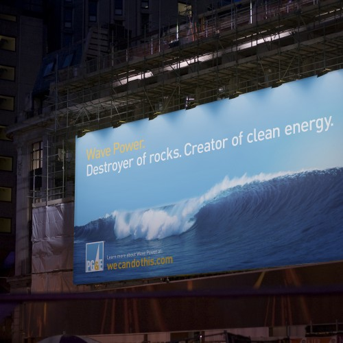 PG&E - Wave Power