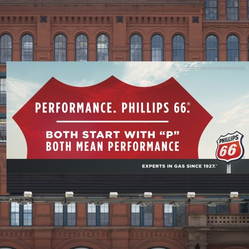 Phillips 66 - Brand OOH