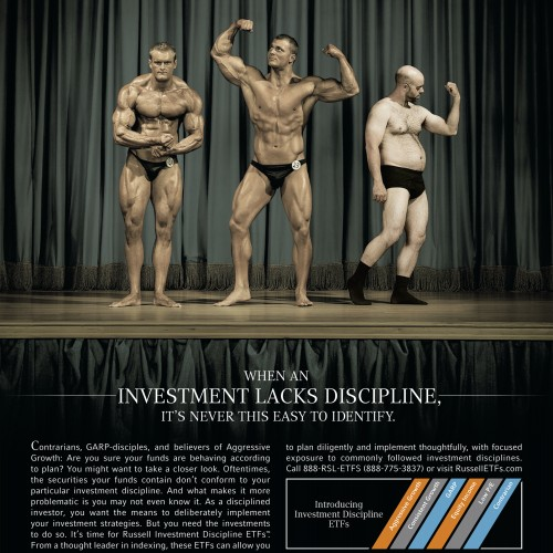 Russell Investments - Body Builder